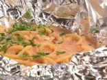Full Fat Spaghetti al cartoccio (spaghetti in foil)