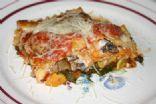 Veggie, Cheese & Herb Lasagna