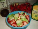 Barky's Avocado Fruit Salad