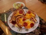 Pepperoni Pizza Bread