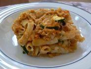 Pumpkin Pasta Rigate