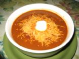 Mo's Low Fat Chicken Chili