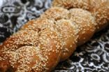 Deborah's whole-wheat Challah