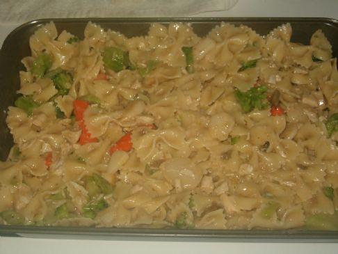 Quick Chicken Cassarole