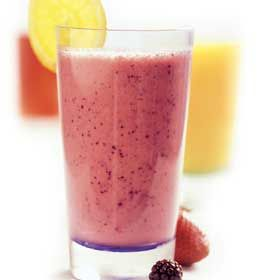 Extra-Fruity Mixed-Up Smoothie