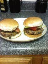 Mrs. K's Black Bean Burgers (Un-Chained Recipe Contest)