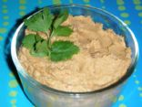 Sun-Dried Tomato and Jalapeno Hummus