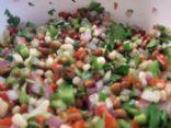 Field Pea & Corn Salsa