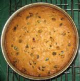 Peach Fruit Cake
