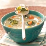 Carrot Broccoli Soup