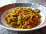 Whole Wheat Couscous