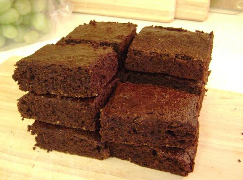 Super-healthy Brownies!