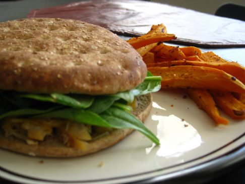 Roasted Chicken Sandwich
