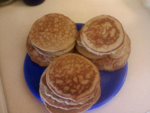 quinoa protein pancakes