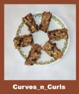 Jenny's Road-Running Energy Bars with Almonds