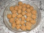 Almond Bliss Balls