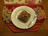 Celeste's Vegan Apple Crisp