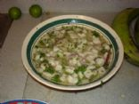 Peruvian Ceviche