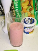 Single Serving Mixed Fruit/Yogurt Smoothie