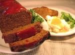 Sauteed Onion Meatloaf