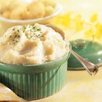 Skinny Mashed Potatoes