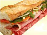 Lee's Sandwiches, Lee's Combination #1, Bánh mì