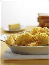 Parmesan Crusted Cauliflower
