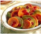 Cranberry Apple Sweet Potato Packet