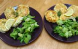 Halibut Fishcakes