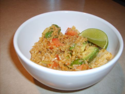 Avocado Fried Rice