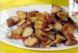 Healthy home fries