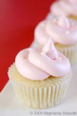 Gluten Free, Vegan Champagne Cupcakes