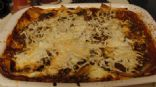 Oven Ready Lasagna