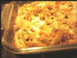 Easy Baked Ziti (reduced fat)