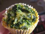 Vegetable Quiche Mini-Cups