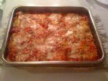 Lasagna with Italian Beef