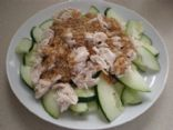 Banbanji (Chilled Chicken and Cucumber Salad)