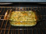 Spinach Potato Au Gratin