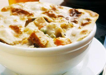 Image of One Pot Chicken Potpie, Spark Recipes