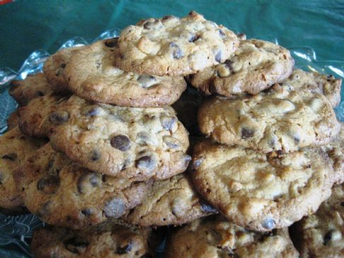 Carla's Chocolate Chip & Walnut Cookies