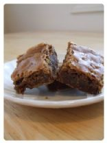Chocolate Highlander Cookie Bars