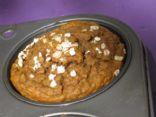 pumpkin, carrot, banana muffins/bread