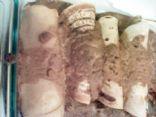 German Pancakes with Sauerkraut Filling (Buchweizenpfannkuchen mit Sauerkrautf�llung)