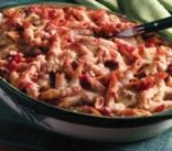 Italian Chicken and Pasta Bake