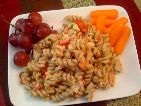 Shelley's Fabulous Pasta Salad