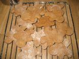 Skinny Gingerbread Men