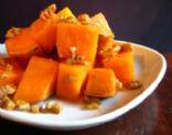 Maple Pecan Glazed Sweet Potatoes