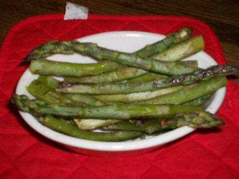Tasty & Tender Asparagus