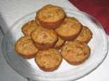 Quick Easy Bran Muffins w/Raisins