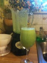 Alyssa's Green Smoothie